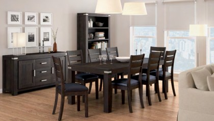 Augusta Large Extending Dining Table FINAL SALE