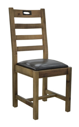 Flea Market Dining Chair in Natural Rustic