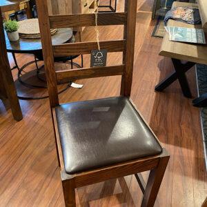 Flea Market Dining Chair in Coffee Bean