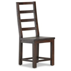 Coventry Ladderback Dining Chair in coffee bean