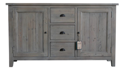 New England FSC Large Rustic Sideboard