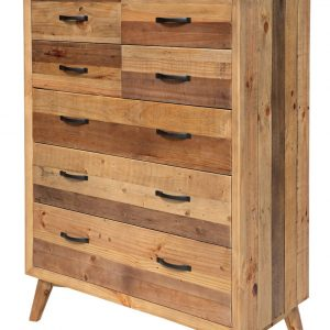 CLEARANCE Scandi Tall Chest