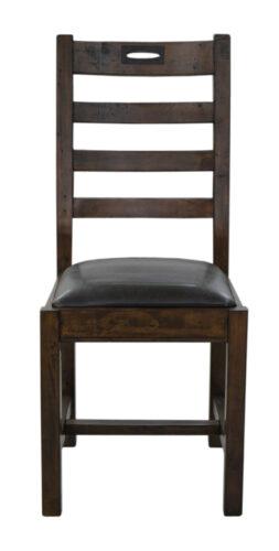 Flea Market Dining Chair in Black Bean