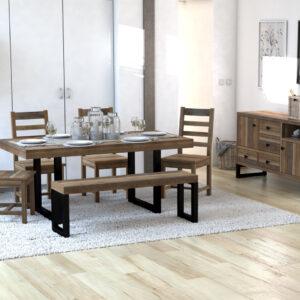 Brooklyn Large 180/240cm Extending Table